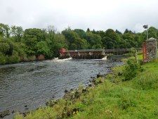 Jamestown Weir, Co Leitrim, August 2013